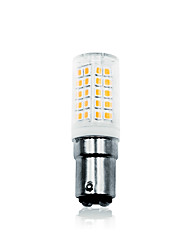 cheap -6 W LED Corn Lights 700 lm BA15D T 64 LED Beads SMD 2835 Dimmable Warm White White 110-130 V 200-240 V