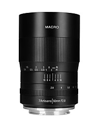Недорогие -7Artisans Объективы для камер 7Artisans 60mmF2.8-ZforФотоаппарат
