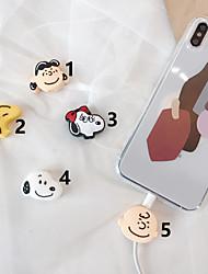 abordables -Bijoux pour Sac, Téléphone & Porte-Clés Mignon / Adorable Plastique Universel