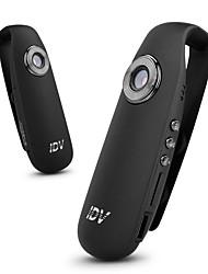abordables -mini caméra dv vidéo boucle enregistreur vocal hd 1080p 2 mp cmos 3.6mm objectif 130 détecteur de mouvement grand angle micro mini caméscope idv