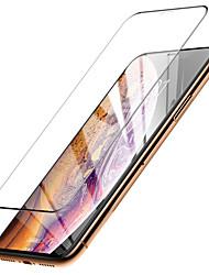 Недорогие -защитная пленка для яблочного экрана iphone xs / x / xsmax / xr защитная пленка высокого разрешения (hd) 5 шт. закаленное стекло