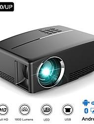 Недорогие -ЖК-проектор vivibright gp80 со светодиодной подсветкой 220 лм, поддержка 1080p (1920x1080) 28 ~ 180 дюймов