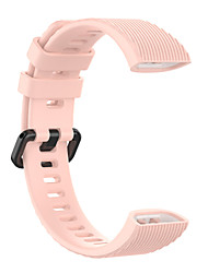cheap -1 PCS Watch Band for Huawei Sport Band Silicone Wrist Strap for Huawei Band 3 Pro