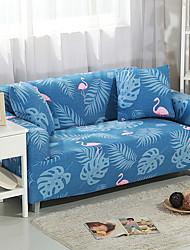 Недорогие -чехол для дивана теплый фламинго с принтом полиэстер