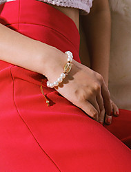 cheap -Women's Bracelet Classic Precious Shell Classic Trendy Rock Pearl Bracelet Jewelry Gold For Gift Daily School Holiday Work