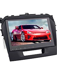 Недорогие -9-дюймовый Android 8.0 автомобильный GPS-навигатор с сенсорным экраном 1 Din DVD-плеер автомобиля 4 ГБ 32 ГБ для Suzuki Vitara 2016