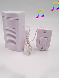 cheap -Dingdong Wired Doorbell Electronic Doorbell Home With Line Old-fashioned Simple Sound Crisp