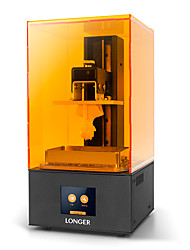 cheap -Longer Orange 10 LCD 3D Printer UV Resin 3D Printer with Build Size 98x55x140mm/ 2.8 Inch Smart Touch Screen/ Off-line Printing