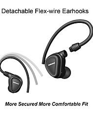 Недорогие -litbest щит съемный вкладыш с креплением-крючком спортивный открытый беспроводной наушник Bluetooth 4.1 стерео