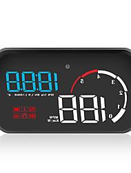Недорогие -Автомобиль obd2 HUD Head Up Display цифровой спидометр HUD проектор лобового стекла