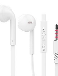cheap -Langsdom IN5 Wired In-ear Earphone Wired Earbud Stereo
