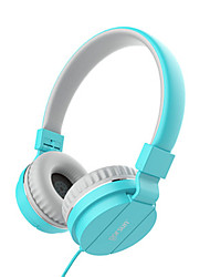 cheap -LITBest 779 Over-ear Headphones With Line Control With Wheat Folding for Mobile Phone Computer Music Game