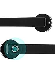 cheap -Szsinocam@ Biometric Lock Semiconductor Fingerprint Lock Smart Door Lockstainless Steel Automatic Security Door Electronic Lock
