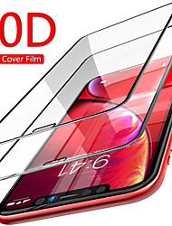 cheap -10 d full glue tempered glass for iphone x xr screen protector cover on the for apple iphone xs max xsmax sx rx protective film