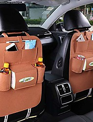 cheap -Car Storage Bag Universal Box Back Seat Bag Organizer Backseat Holder Pockets Car-styling Protector Auto Accessories For kid