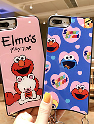 cheap -Case For Apple iPhone XS / iPhone XR / iPhone XS Max Shockproof / Pattern Back Cover Cartoon TPU