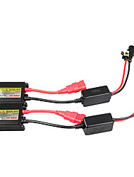 cheap -1PC Set Universal DC 12V 35W Slim Ballast HID Replacement Conversion Kit