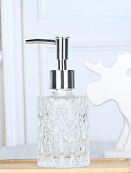 cheap -Soap Dispenser Transparent Modern Glass Material Household 1pc New Design