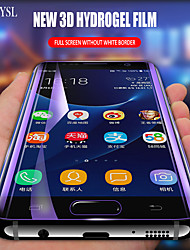 cheap -hydrogel film screen protector for samsung galaxy a8s s8 s9 plus j3 j5 a5 2017 a9 star lite s7 edge blue light film (not glass)