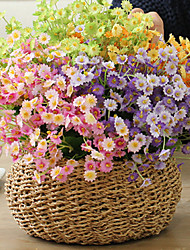 cheap -1pc Vases & Basket Round Botanicals Rustic Nature Inspired