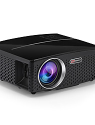 cheap -VIVIBRIGHT GP80 Projects GP80UP Beamer LED 1800 Lumens HD Mini Portable Projector For Home Theater Cinema Support 1080P USB HDMI PC Video LED School Gift Android Proyectors
