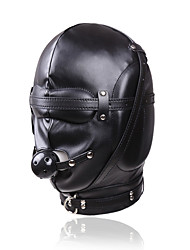 cheap -Women's Movie / TV Theme Costumes Adults' Sexy Mask / leatherette