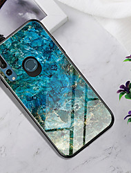 cheap -Marble Tempered Glass Case For Huawei P Smart Plus 2019 P Smart 2019 P Smart Z Enjoy 9S Honor 10 Lite Silicone TPU edge Protective Case