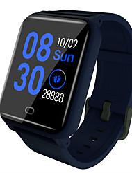 Недорогие -Смарт Часы Цифровой Современный Спортивные силиконовый 30 m Защита от влаги Пульсомер Bluetooth Цифровой На каждый день На открытом воздухе - Черный Зеленый Черный / Синий