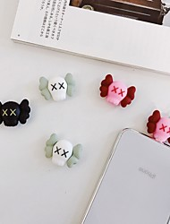 cheap -Cable Bite Cute Cartoon Data Line Headphone Cable Buckle Charging Line Protection Sleeve Anti-break Protection Head