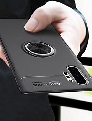 cheap -Car Holder Stand Magnetic TPU Bracket Ring Back Cover Case For Samsung Galaxy Note 10 Note 10 Plus