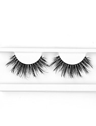 cheap -Neitsi One Pair False Eyelashes Extensions Black Mini Lases Extensions Soft 3D Eyelashes High Quality Dramatic Charming  Eyelashes F020