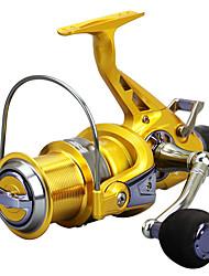 cheap -Fishing Reel Spinning Reel / Sea Fishing Reel 5.2:1 Gear Ratio+14 Ball Bearings Hand Orientation Exchangable Sea Fishing / Spinning / Carp Fishing