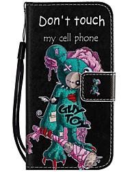 Недорогие -чехол для apple iphone 11 / iphone 11 pro / iphone 11 pro max кошелек / визитница / с подставкой для всего тела чехлы из искусственной кожи