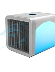 cheap -USB Mini Portable Air Conditioner Purifier Desktop Cooler Fan