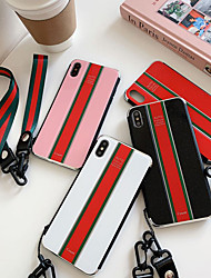 cheap -Case For Apple iPhone XS / iPhone XR / iPhone XS Max Shockproof / Dustproof Back Cover Solid Colored PC