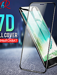 cheap -7d tempered glass on the for iphone 6 6s plus 7 8 screen protector full cover protective glass for iphone 8 7 plus 6 6s film