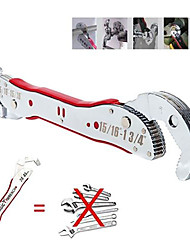 cheap -9-45mm adjustable magic wrench multi-function universal spanner tool sliver color 29.5*4.3*4.8cm