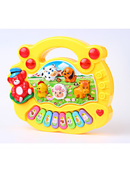 cheap -Piano Cartoon Unisex Kids Toy Gift