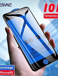 Недорогие -10d полное защитное стекло для iphone 5s 5 se защитная пленка для экрана закаленное стекло для iphone 5 5s se пленка
