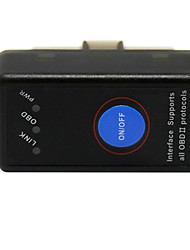 cheap -diagnostic tool obd2 power tool switch elm327 car scanner multimarcas obd2 scanner obd2