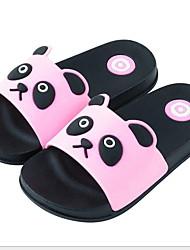 cheap -Boys' Comfort PVC Slippers & Flip-Flops Little Kids(4-7ys) Black / Blue / Pink Summer