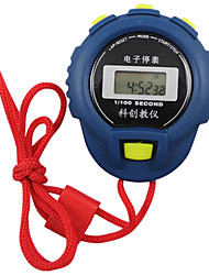 cheap -Men's Women's Sport Watch Stopwatch Digital Black / Red No Chronograph Luminous New Design Digital Outdoor New Arrival - Light Blue White Blue One Year Battery Life