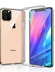 cheap -Anti-Knock TPU Case For iPhone XI Max Case Transparent Shockproof Cover For New iPhone X(11) XI 2019 XE Mobile Phone Cases EEMIA