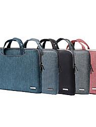 abordables -lisen ls-117 ordinateur portable 11,6 pouces / ordinateur portable 13,3 pouces / pochette ordinateur portable 15,6 pouces / porte-documents sacs à main en nylon fibre business / simple preuve de l'eau