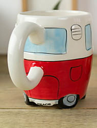 cheap -Mugs&Cups Porcelain Cute Casual / Daily Drinkware
