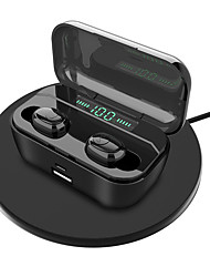 cheap -LITBest G6S TWS True Wireless Headphone Wireless Earbud Bluetooth 5.0 Dual Drivers