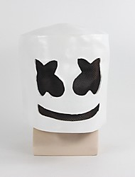 cheap -Mask Halloween Mask Inspired by White Adults' Men's Women's