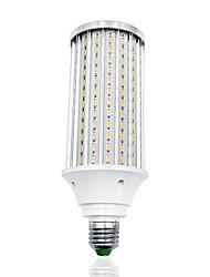cheap -LOENDE 80W LED Corn Lights 8000 lm E27 T 216 LED Beads SMD 5730 Warm White White 85-265 V