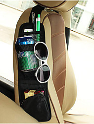 cheap -Car Armrests Seat Storage Bags / Mesh Storage Bags/Terylene/For universal All years