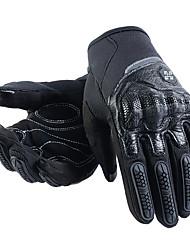 Недорогие -Мото мотокросс перчатки мужчины женщины внедорожный мотоцикл перчатки с сенсорным экраном полный палец